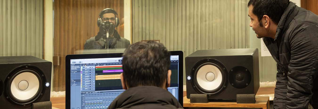 Sound Engineering and Music Production Course